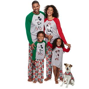 Disney's Mickey Mouse & Minnie Mouse Family Collection by Jammies For Your Families®