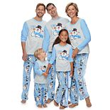 Jammies For Your Families® Frosty The Snowman Stay Cool Family Collection