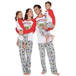 Jammies For Your Families® Star Wars The Mandalorian & The Child aka Baby Yoda Family Collection