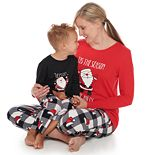 Jammies For Your Families® Jolly Santa Family Collection
