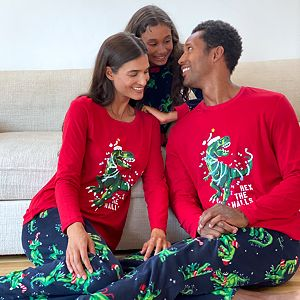 Jammies For Your Families® Dino Family Collection