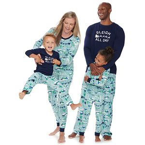 Jammies For Your Families® Sleigh All Day Family Collection