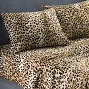 Premier Comfort Cozyspun Cheetah Sheet Set