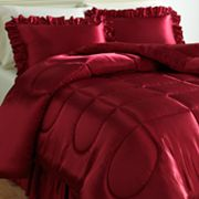 Charmeuse Satin Comforter Set