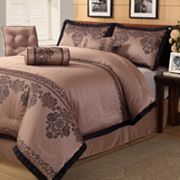 Central Park Fontain 7-pc. Comforter Set