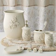 Croft and Barrow Belle Bath Accessories