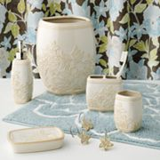 Croft and Barrow Flora Bath Accessories