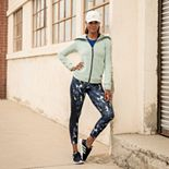 adidas x Zoe Saldana Collection Cool Contrast Outfit