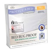 Protect-A-Bed Bed Bug Box Spring Encasement