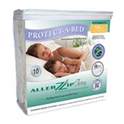 Protect-A-Bed AllerZip Terry Mattress Encasement
