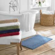Chaps Solid Bath Rugs