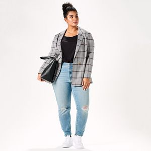 Plus Size Casual + Cool Outfit