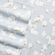 Home Classics Blossom Flannel Sheet Set