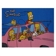 Fun Rugs The Simpsons Are We There Yet Rug