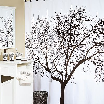 Splash Home Tree Bath Accessories