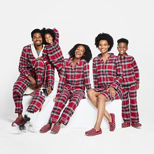 Lands' End Mix & Match Family Pajamas Collection