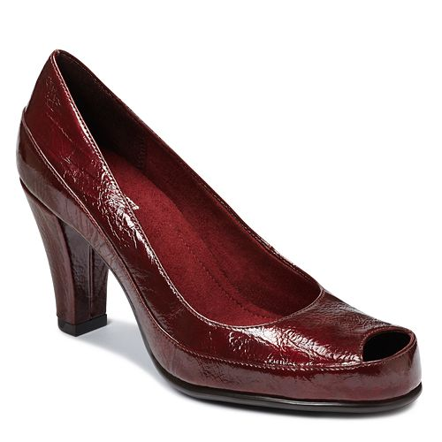 A2 By Aerosoles Big Ben Peep-Toe Dress Heels $ 45.49