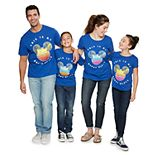 "Disney's Mickey Mouse ""Happy Place"" Graphic Tops by Family Fun?"