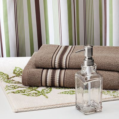 SONOMA life + style Greenville Striped Bath Accessories