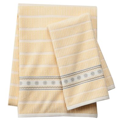 SONOMA life + style Olympia Textured Bath Towels