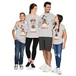 "Disney's Mickey & Minnie Mouse ""Doing Nothing"" Graphic Tops by Family Fun?"