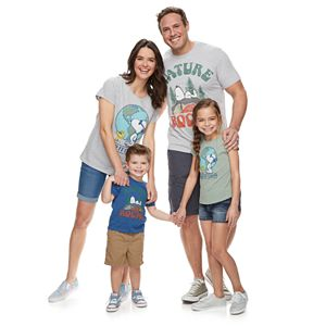 Family Fun? Peanuts Snoopy Earth Day Graphic Tees