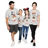 "Disney's Mickey & Minnie Mouse ""Busy Haciendo Nada"" Graphic Tops by Family Fun?"