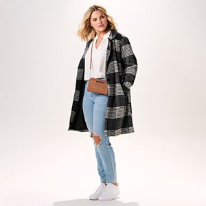Women's Plaid Prepster Outfit