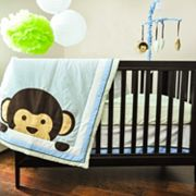 Pam Grace Creations Maddox Monkey Bedding Coordinates