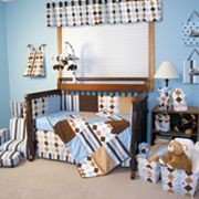 Trend Lab Prep School Bedding Coordinates