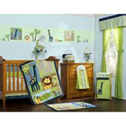 Kids Line Tribal Tails Bedding Coordinates