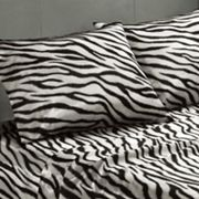 Premier Comfort Zebra Satin Sheet Set