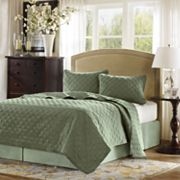 Hampton Hill 3-pc. Coverlet Set