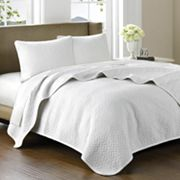 Hampton Hill Huntington Point 3-pc. Coverlet Set