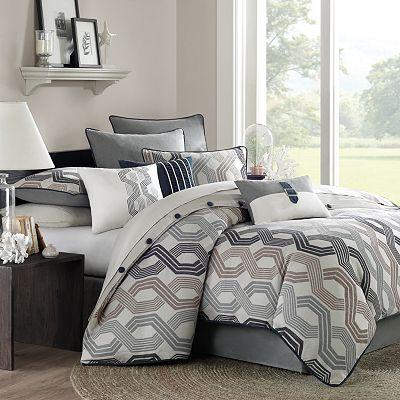 Hampton Hill Manhattan Bedding Coordinates