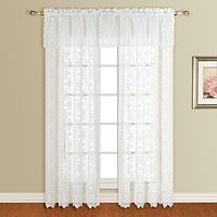 United Curtain Co. Rochelle Lace Window Treatments