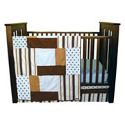 Trend Lab Max Polka-Dot Striped Bedding Set