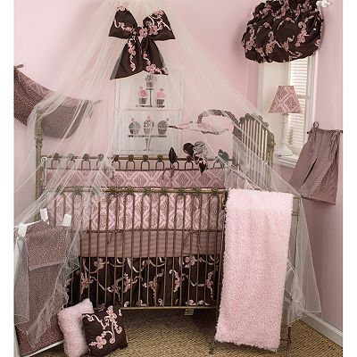 Cotton Tale Cupcake Bedding Coordinates