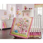 Kids Line Dena Happi Tree Bedding Coordinates