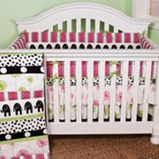 N. Selby by Cotton Tale Hottsie Dottsie Bedding Coordinates