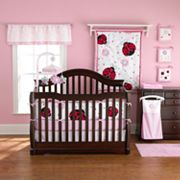 TOO GOOD by Jenny McCarthy Pretty In Pink Bedding Coordinates