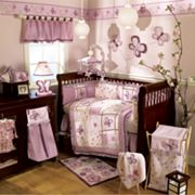 CoCaLo Baby Sugar Plum Bedding Coordinates
