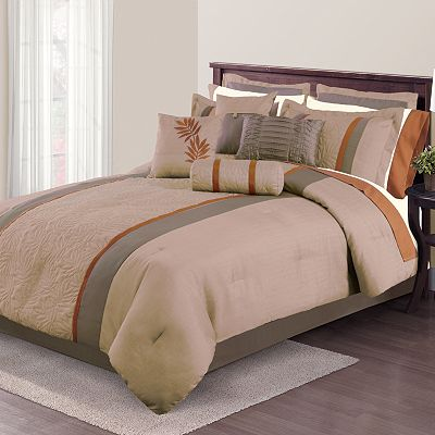Home Classics Fern 20-pc. Bed Set