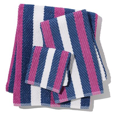 The Big One BTS Chevron Bath Towels