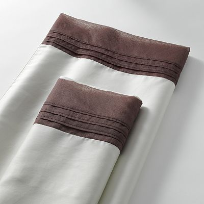 Simply Vera Vera Wang Lustre 300-Thread Count Sheet Set