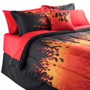 Hot Stuff Bedding Coordinates