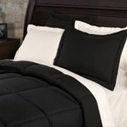 Stayclean Solid Comforter Set