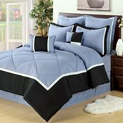 Central Park Hutton 8-pc. Comforter Set