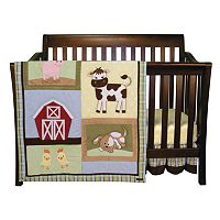 Trend Lab Baby Barnyard Bedding Coordinates