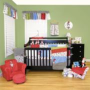 Dr. Seuss The Cat In The Hat Bedding Coordinates by Trend Lab